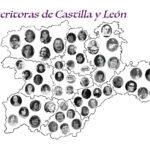 Mapa de escritoras de Castilla y León