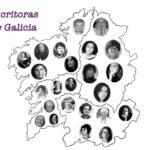 Mapa de Escritoras de Galicia